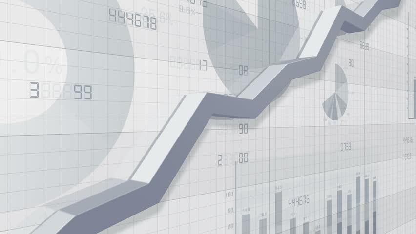 Business data graph chart bar | Shutterstock HD Video #1018566550