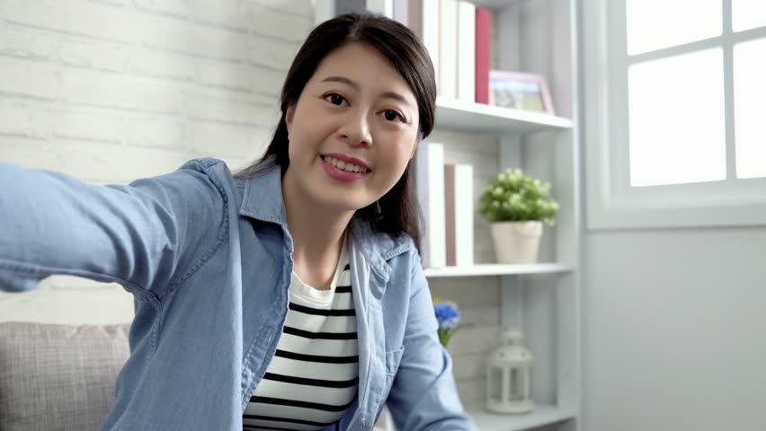 Elegant Businesswoman Smiling Waving Hands Stock Footage Video (100%  Royalty-free) 1018584040 | Shutterstock