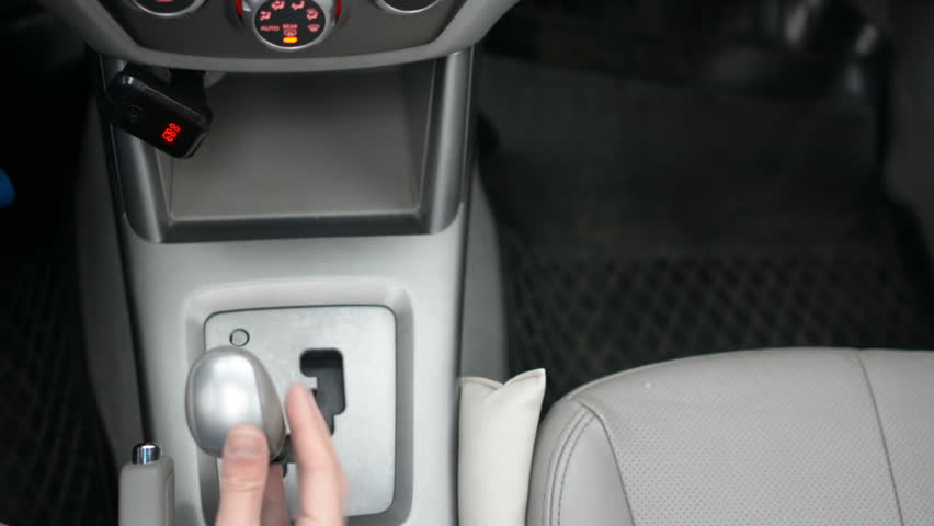 Automatic Transmission, Automatic Gear Shift, Stock Footage Video (100%  Royalty-free) 1019563660 | Shutterstock