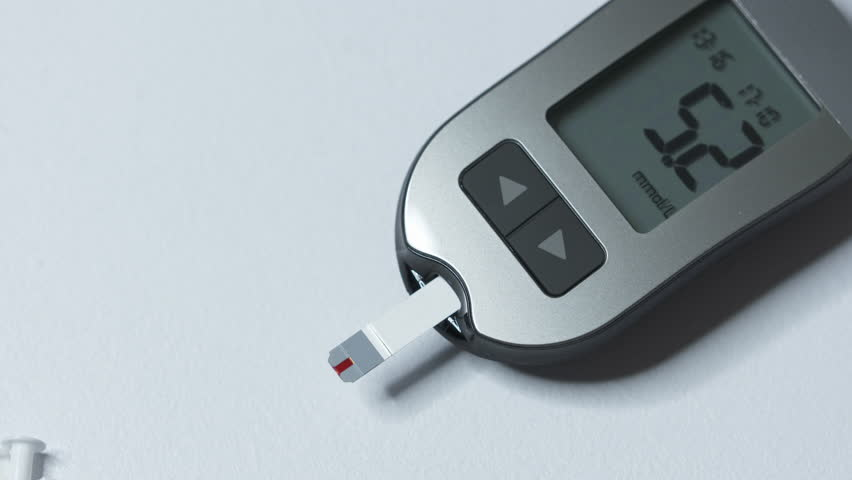 Diabetes Testing Equipment and Insulin Stock Footage Video (100%  Royalty-free) 1019635180 | Shutterstock