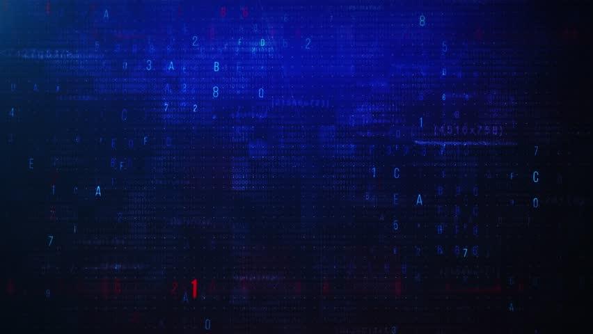 Information Theft Alert Warning Message Windows Errors Pop-up Notification Dialog Box Blinking Virus. After Login And Password on Digital Glitch Computer Monitor screen 4k. | Shutterstock HD Video #1019861230