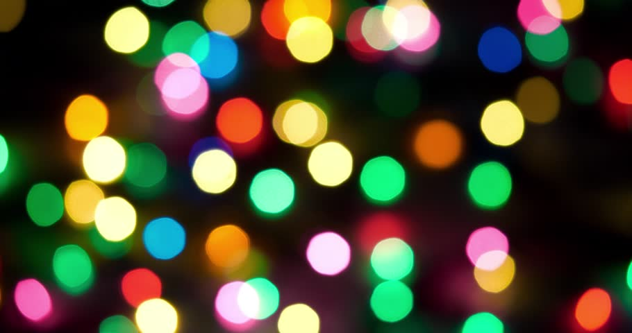 big sale 271b9 fdd30 4k - Blurred Christmas Colorful Stock Footage Video (100% Royalty-free)  1019943010 | Shutterstock