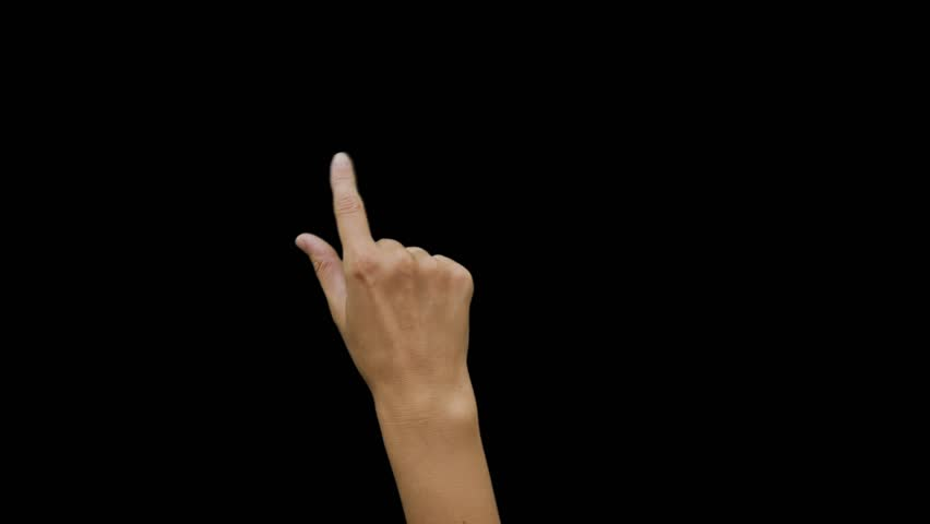 Lesbian finger gestures attraction — pic 7