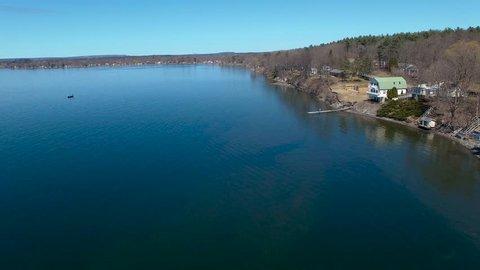 blue lake spring