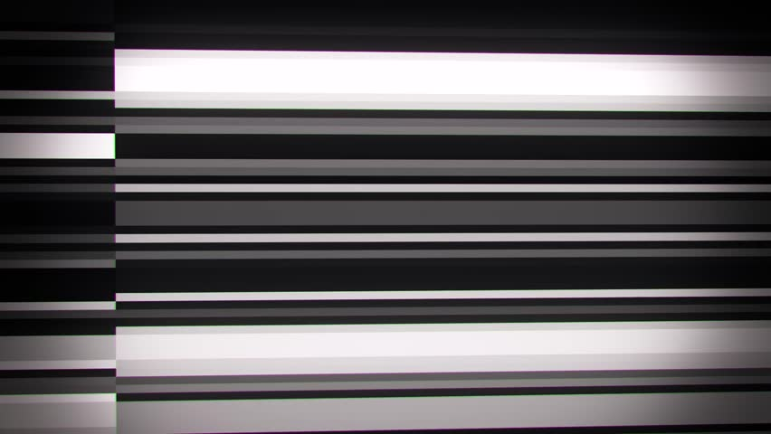 White Digital Neon Lines VJ Loop Motion Background #1021603090
