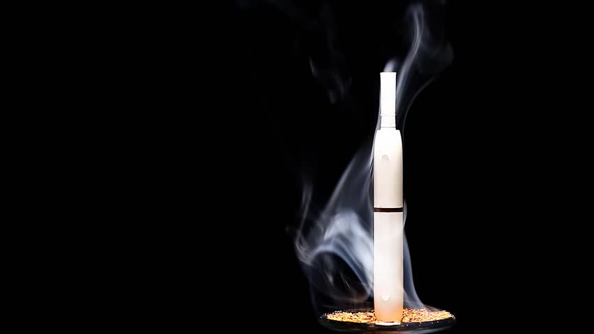 Electronic smoke device   Shutterstock HD Video #1021893850