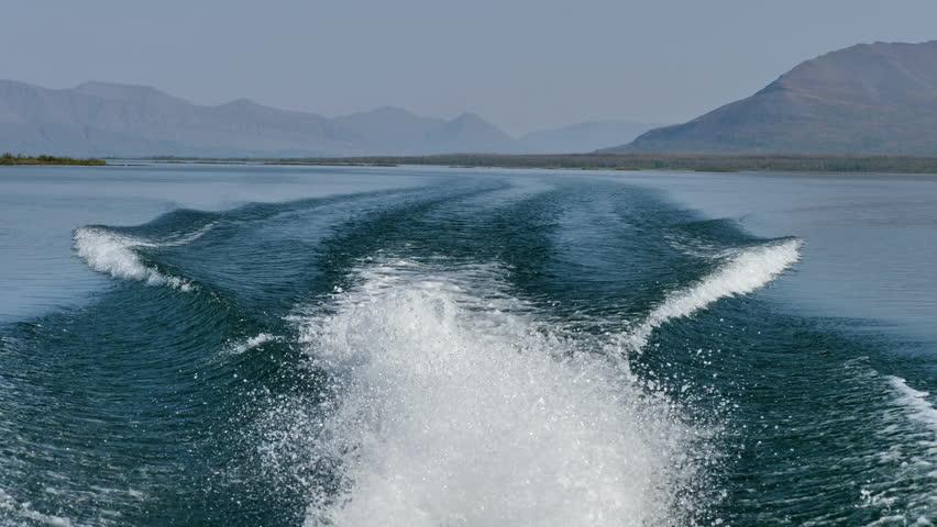 Stock video Footage tundra lake Lama.mov  | Shutterstock HD Video #1022178310
