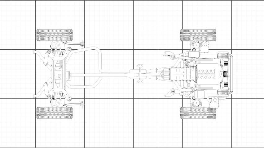 32 Car Chassis Diagram