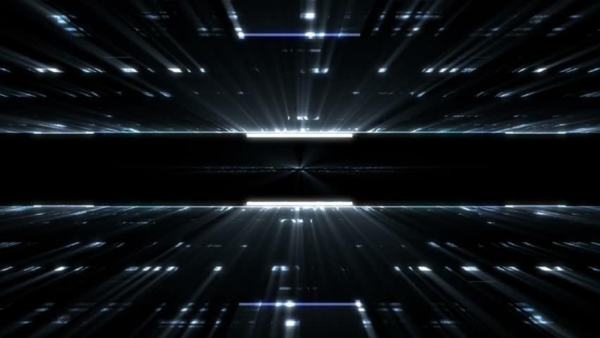 Futuristic Lights Background Loop | Shutterstock HD Video #1023371260