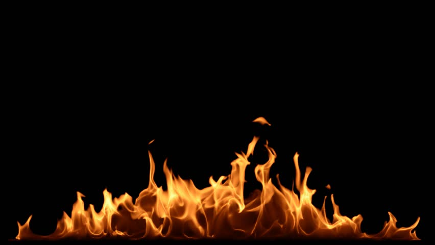 Fire Flames burning. 4K motion background. 3d rendering. Seamless loopable animation. | Shutterstock HD Video #1024119770