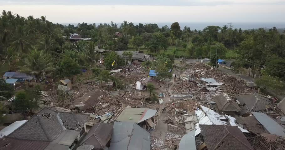 Palu, Indonesia - 09 30 2018: People asist to their loss | Shutterstock HD Video #1025199710