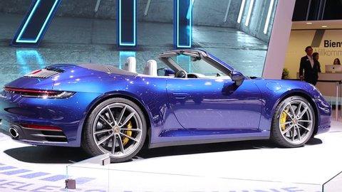 Porsche Stock Video Footage 4k And Hd Video Clips Shutterstock