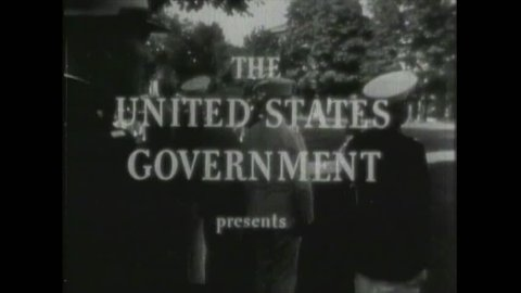CIRCA 1940s - A montage of US Marines in action is accompanied by the Marine's Hymn.