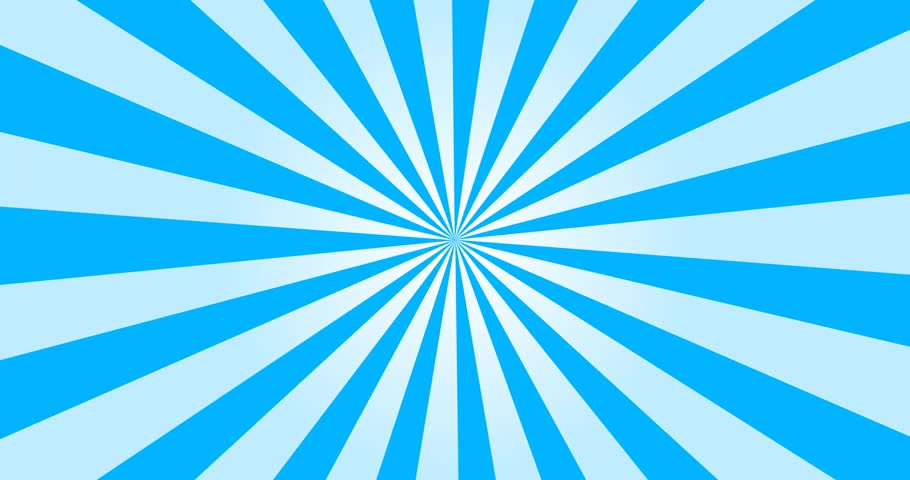 Sunray Background in Blue and White Rays Looping   Shutterstock HD Video #1027150520