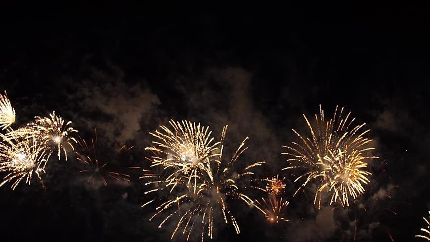 night reaper firework video - 852×480
