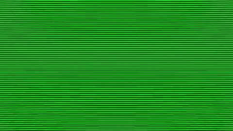 Green tv interlaced scanlines background (looped)