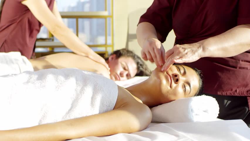 Asian full body massage remarkable, very
