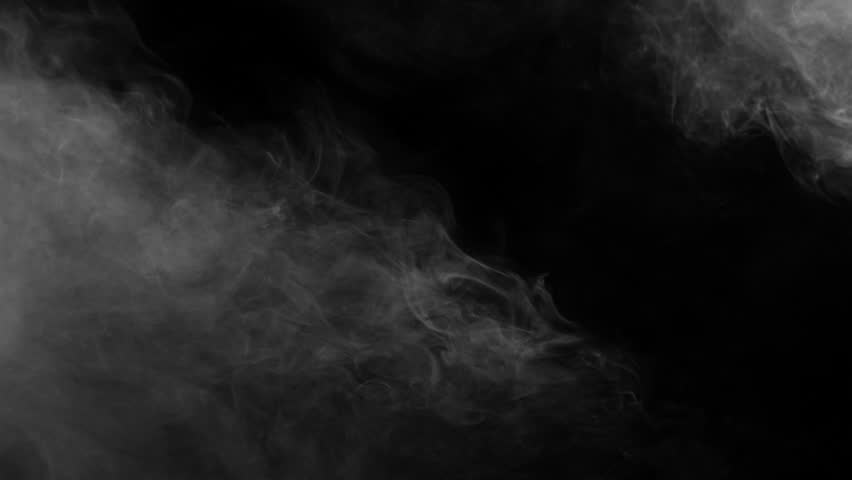 Smoke , vapor , fog - realistic smoke cloud best for using in composition, 4k, use screen mode for blending, ice smoke cloud, fire smoke, ascending vapor steam over black background - floating fog | Shutterstock HD Video #1028275520