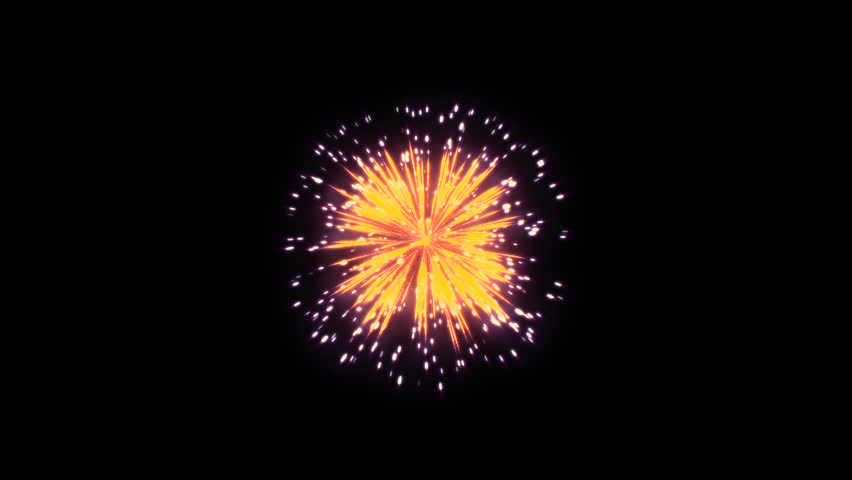 3D Abstract. Realistic animation Firework Colorful. | Shutterstock HD Video #1028613710