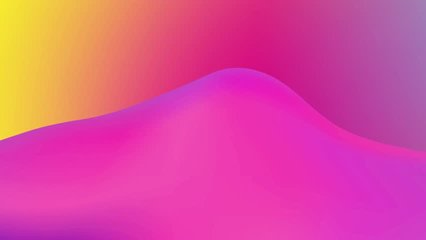 Morphing gradient shapes video. Liquid animation. Fluid colorful liquid gradients video. Modern abstract gradient shapes composition. Minimal footage cover design. Futuristic design. stock footage