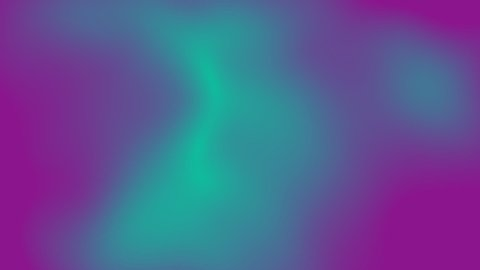 This looping stock animation video shows a purple and green gradient (Alien World Concept-1C) abstract fluid background with visual illusion and seamless loop effect.