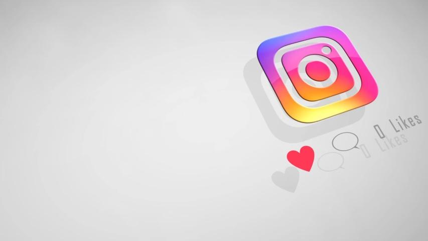 Kanpur, Uttar Pradesh / India - 12 09 2018: Social Media marketing   Shutterstock HD Video #1030975220