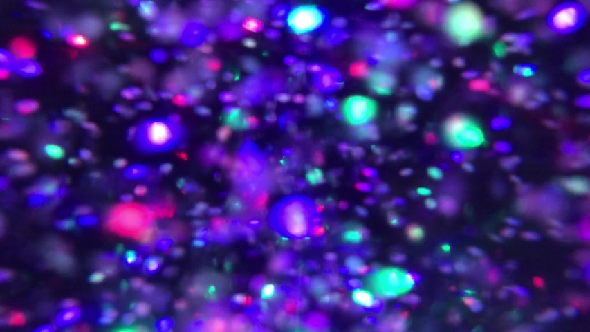 Red and gold cosmic particle/glitter vortex or tornado effect. | Shutterstock HD Video #1031852060