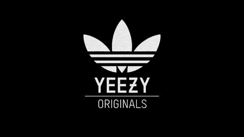 online retailer 7877e bf2d0 Dortmund, nrw/germany - july 7 2019: editorial animation yeezy adidas
