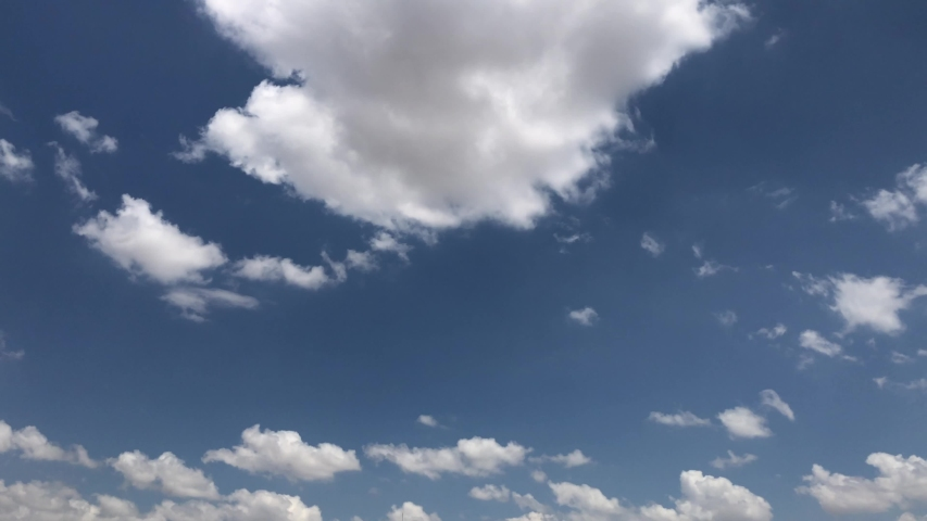 BLUE SKY CLEAR beautiful cloud space weather beautiful blue sky glow cloud background Sky4K clouds weather nature cloud blue Blue sky with clouds 4K sun Time lapse clouds 4k rolling puffy cloud movie | Shutterstock HD Video #1033444580