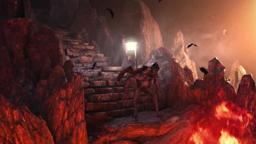 3D videa z monster monster bi sex anal