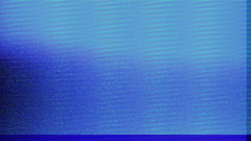 VHS real screen damage defects noise and artifacts, glitches from an old tape, black screen | Shutterstock HD Video #1033919210
