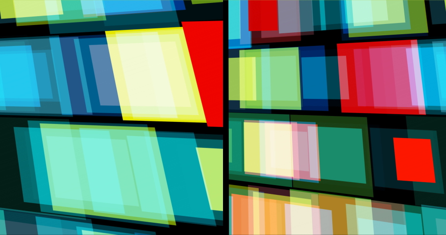 Drawing color patterns on the screen | Shutterstock HD Video #1035384830