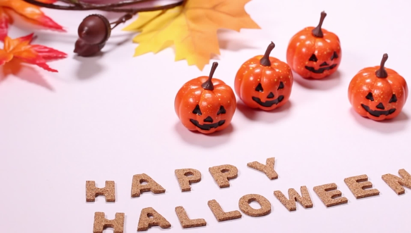 Halloween images, Halloween Pumpkins and character | Shutterstock HD Video #1036163420
