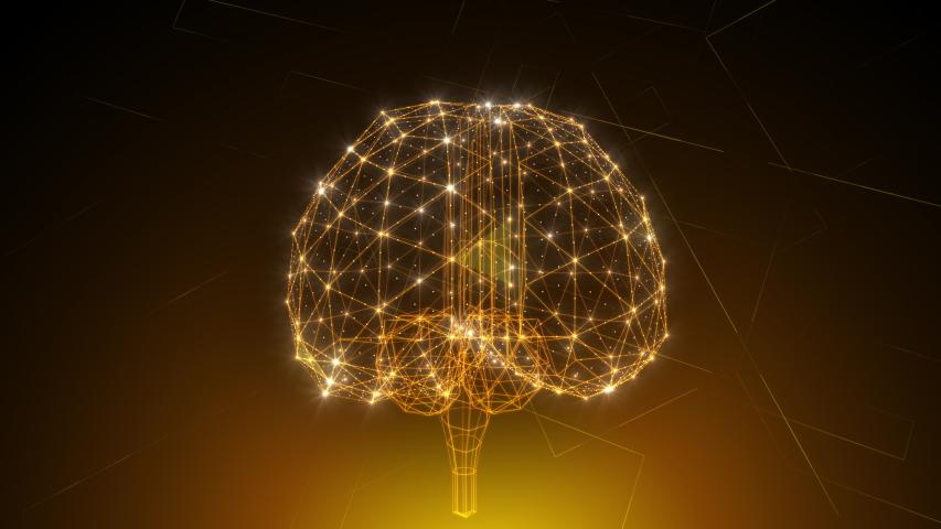 AI, Artificial intelligence digital brain big data deep learning computer technologies concepts Background. | Shutterstock HD Video #1037001620