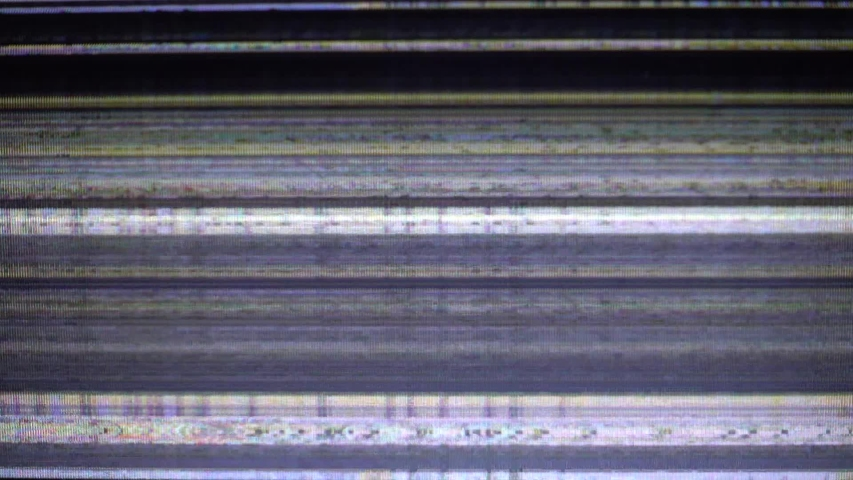 Bad television signal. Breakage of the monitor. | Shutterstock HD Video #1038593570