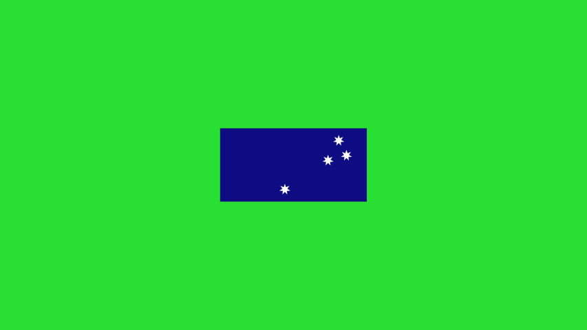 Flag flag set asia Japan Thailand Hong Kong Korea China Taiwan Vietnam Singapore America Australia 4K | Shutterstock HD Video #1039638680