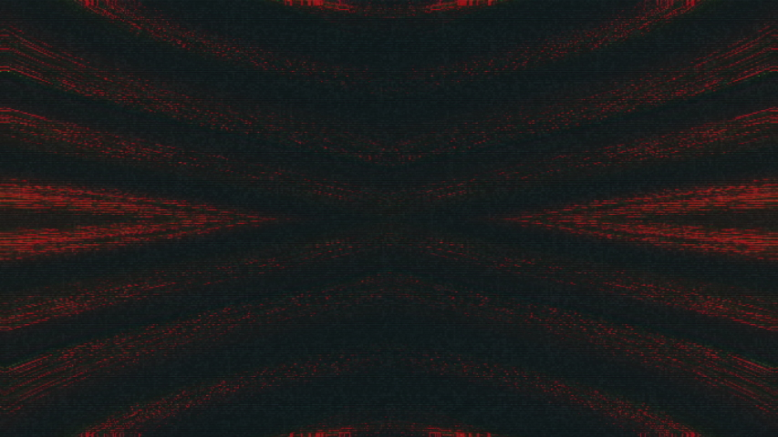 Abstract Symmetry and Reflection Digital Pixel Noise Glitch Background   Shutterstock HD Video #1040983550