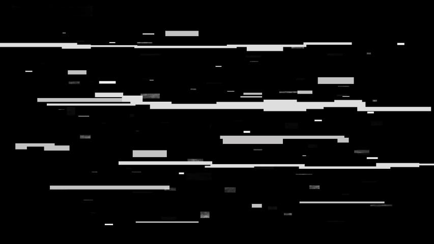 Glitch art on a black background   Shutterstock HD Video #1041033050