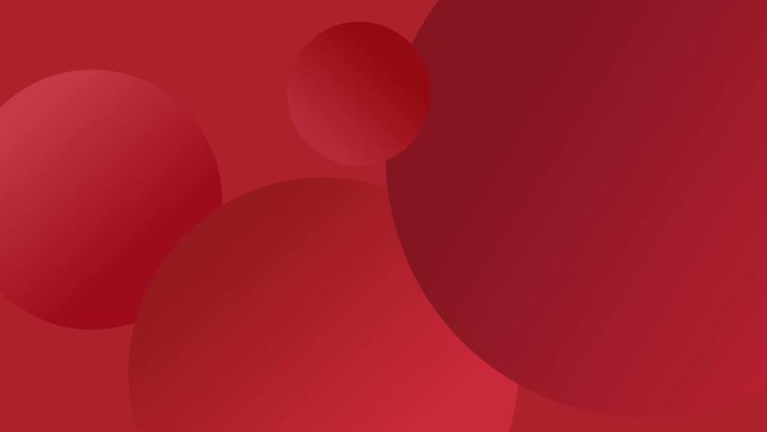 Bubble Background loop - Colorful Lava - Dark Red | Shutterstock HD Video #1041601930