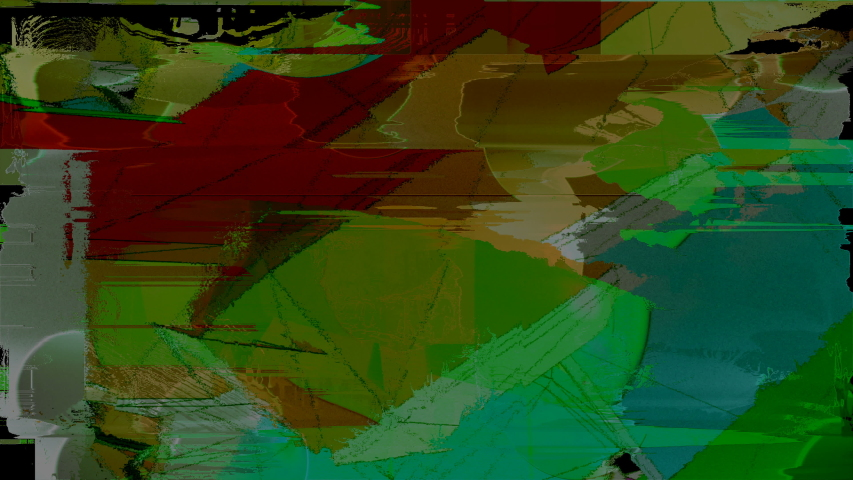 Abstract Screen Digital Noise Glitch Error Damage Background | Shutterstock HD Video #1042773220