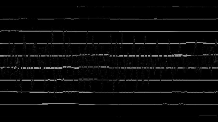 Noise Digital Damage Error Lines Glitch Dark Background | Shutterstock HD Video #1046927080