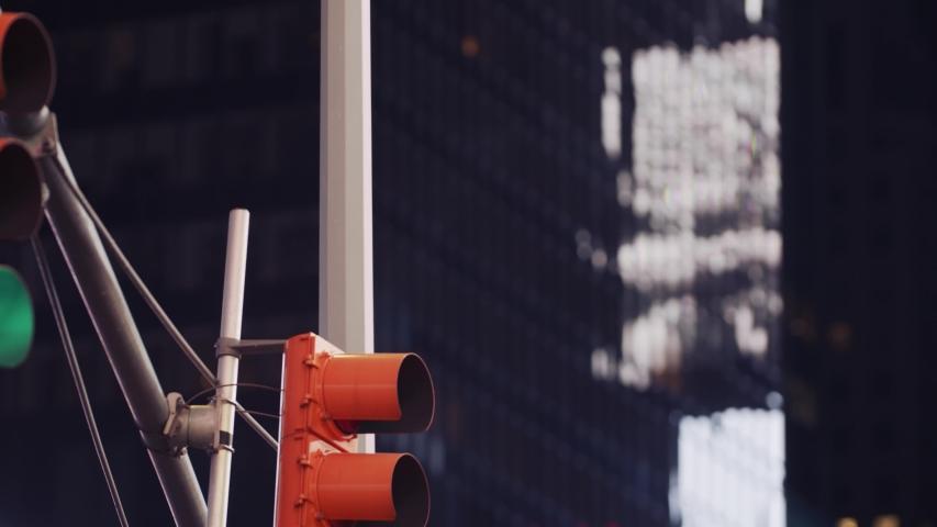 New York streets empty during coronavirus | Shutterstock HD Video #1048900300