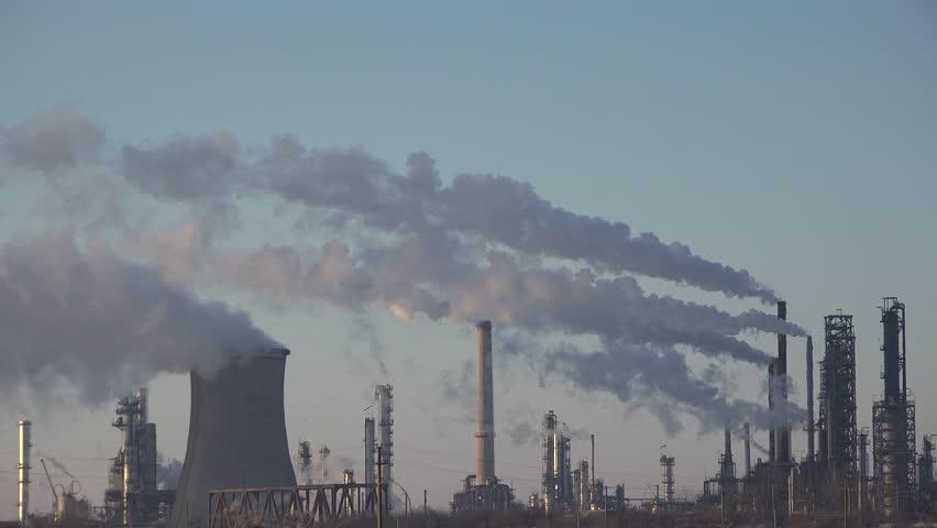 industrial pollution in richmond