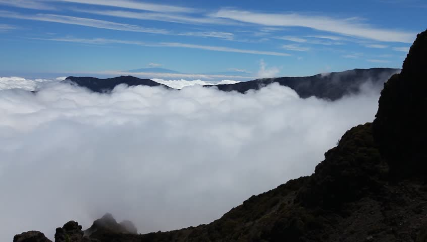Haleakala crater volcano leleiwi lookout clouds stock footage haleakala crater volcano leleiwi lookout clouds stock footage video 1068040 shutterstock publicscrutiny Image collections