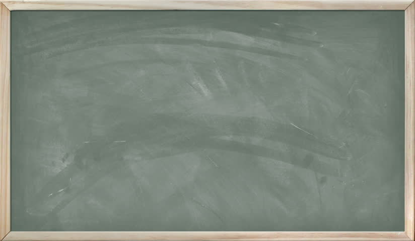 Animated Chalkboard Texture –A dynamic, erased chalkboard texture that changes every few frames. Great as a background for an animated font.