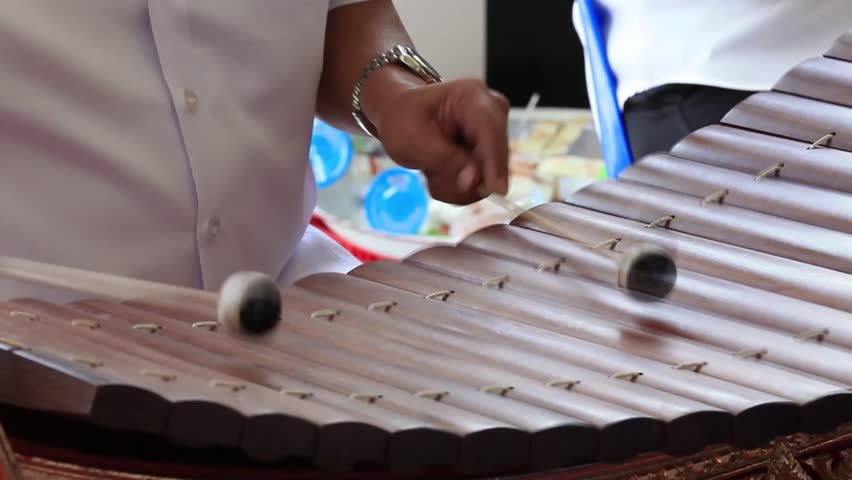 People Playing Alto Xylophone, Thai Stock Footage Video (100% Royalty-free)  10804940 | Shutterstock