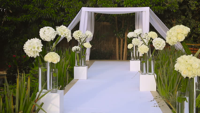 Jewish Traditions Wedding Ceremony Canopy Chuppah Or Huppah A