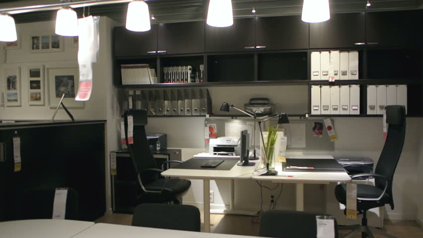 Furniture Design Videos paris, france - circa 2015: ikea furniture store and customers