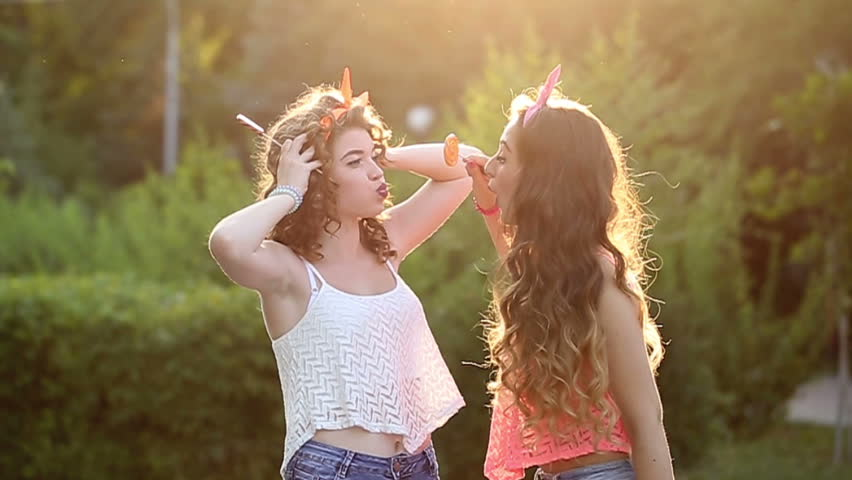 Bff Stock Video Footage 60K And HD Video Clips Shutterstock Amazing Best Friendship Hd Pics