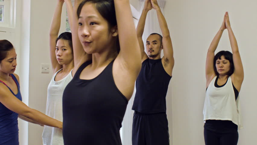 how to become a yogi yoga class